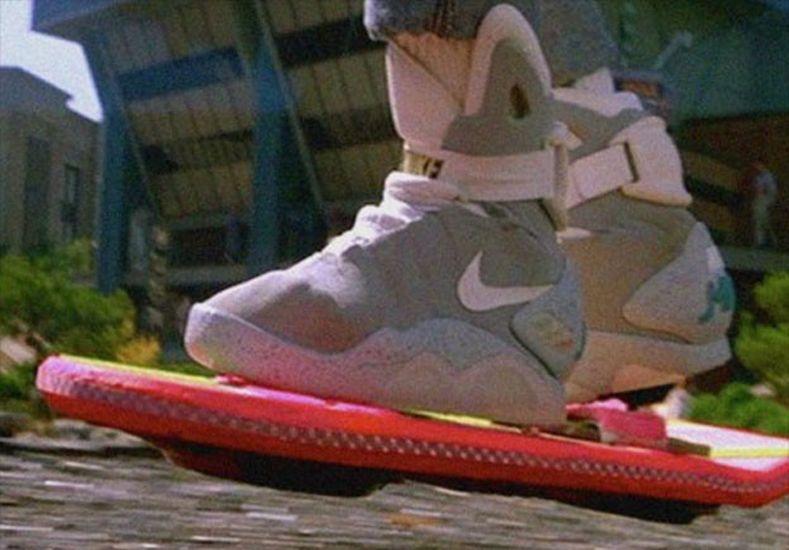 Austria autorizó el uso de la patineta de Volver al Futuro