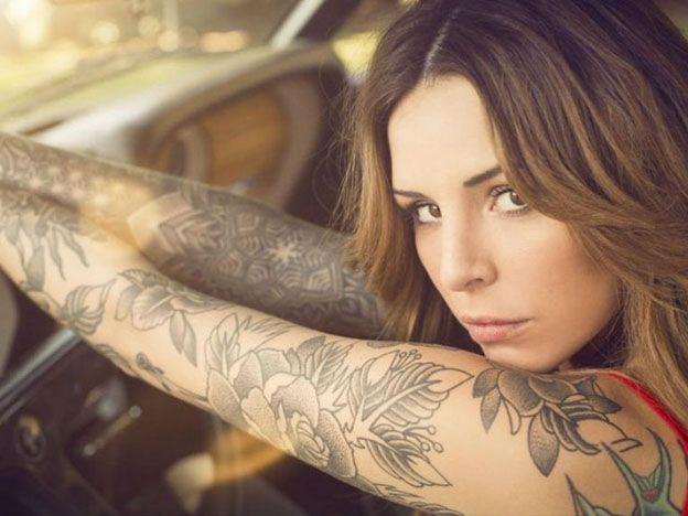Cande Tinelli: Papá me pide que no me tatúe más