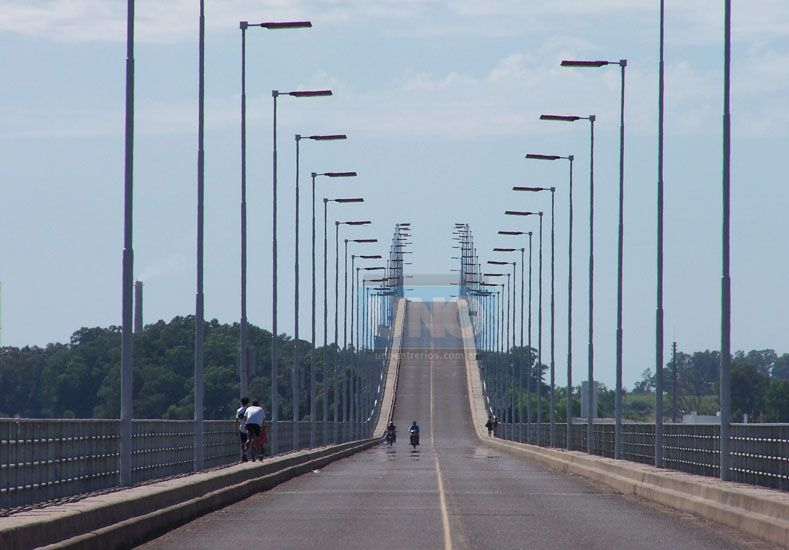 Puente General Artigas. Foto UNO/Archivo ilustrativa