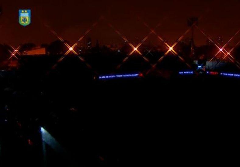 Suspendido el partido entre Temperley y Gimnasia por falta de energía eléctrica