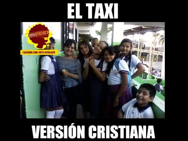 Versión cristiana de El Taxi