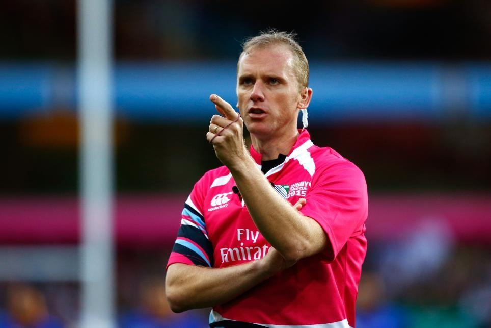 Un inglés será el árbitro de la semifinal entre Los Pumas y Australia