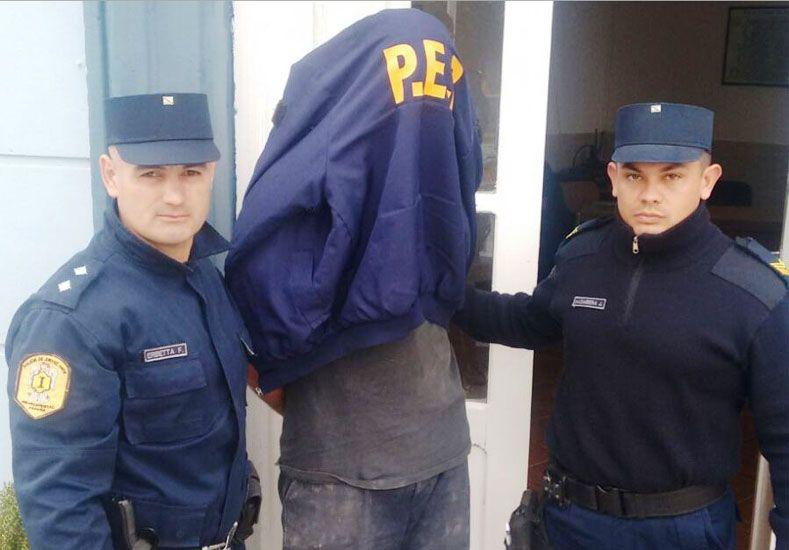 Detuvieron en San Benito a un hombre condenado por un homicidio cometido en 2010
