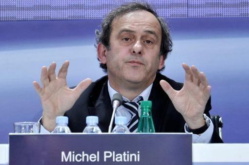 Platini reconoció que recibió dinero de Blatter sin un contrato firmado