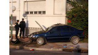 Fue detenido el conductor que protagonizó el accidente fatal en el Parque Urquiza
