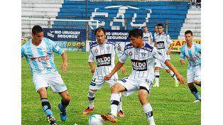 Las emociones del encuentro llegaron en el complemento.  Foto Gentileza/Prensa Atlético Uruguay