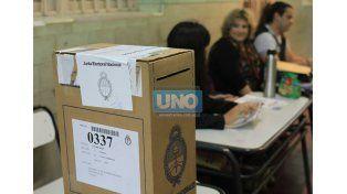 Todo listo. Desde la Justicia Electoral se consideró muy tranquilo el proceso eleccionario.