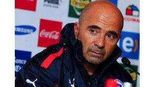 Jorge Sampaoli considera renunciar como DT de la Selección de Chile