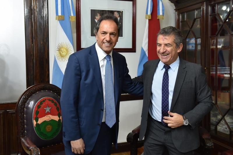 Urribarri acompañará a Scioli a los encuentros con Dilma Roussef y Tabaré Vázquez