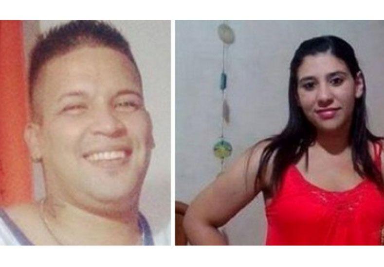 Marcos Andrés Mansilla y Julieta Mena