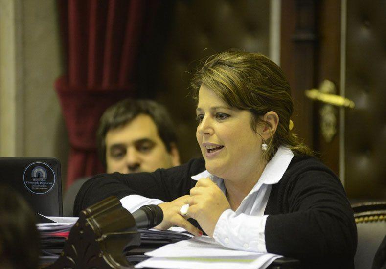 Salud. La propuesta de Gaillard obtuvo dictamen en Diputados.