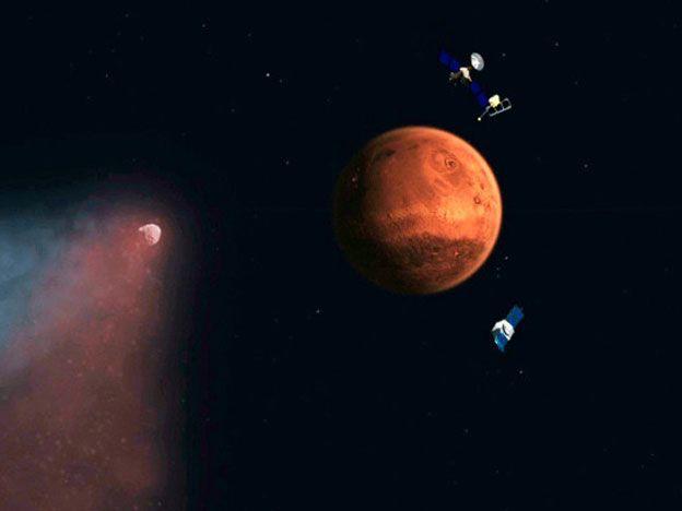Así enviarán humanos a Marte