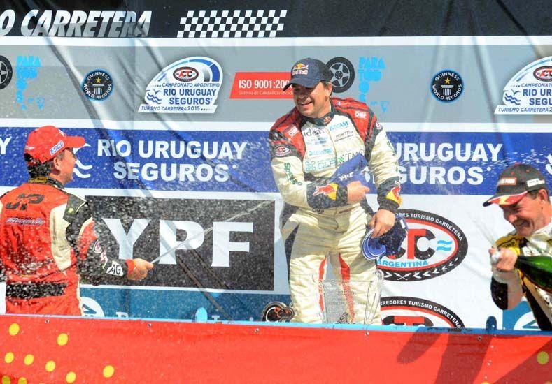 Fontana ganó de punta a punta en Río Gallegos
