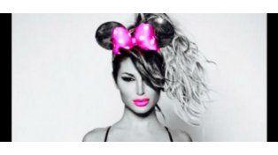 Victoria Xipolitakis y su caliente versión de Minnie