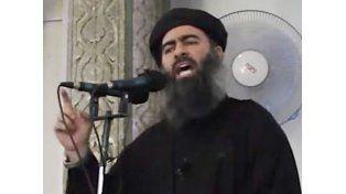 Irak bombardeó un convoy donde viajaba el jefe del Estado Islámico