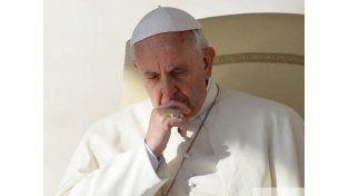 El papa Francisco aseguró sentir gran dolor por el atentado en Turquía