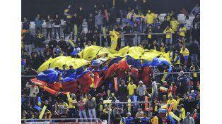 Ecuador se lució en el Monumental