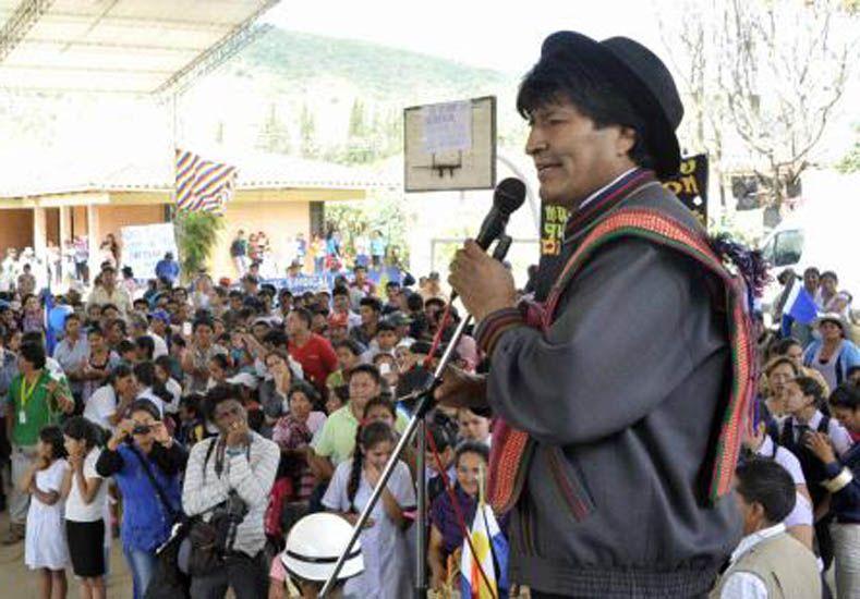 Homenajearon al Che Guevara en Bolivia a 48 años de su muerte