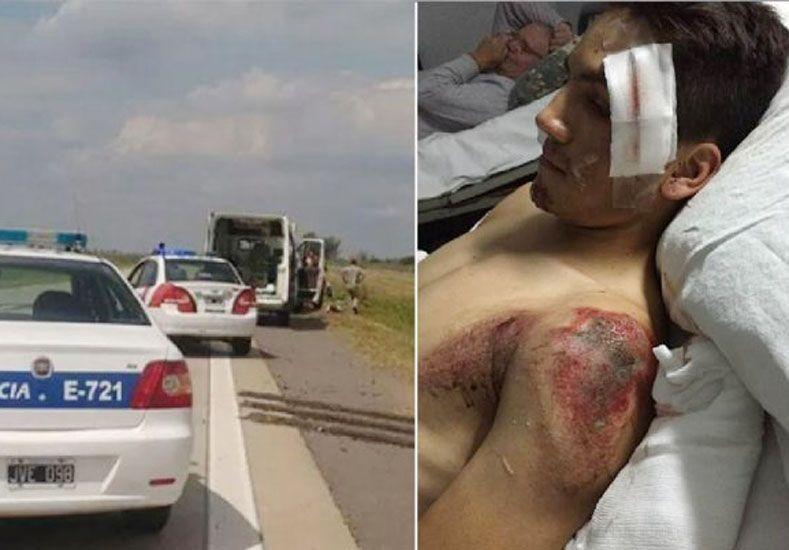 Ciclista falleció mientras entrenaba en una ruta