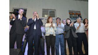 Se inauguró el microestadio de Sportivo Urquiza