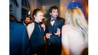 """""""Yelloween"""", la sofisticada noche de Veuve Clicquot en el Palacio Piccaluga"""