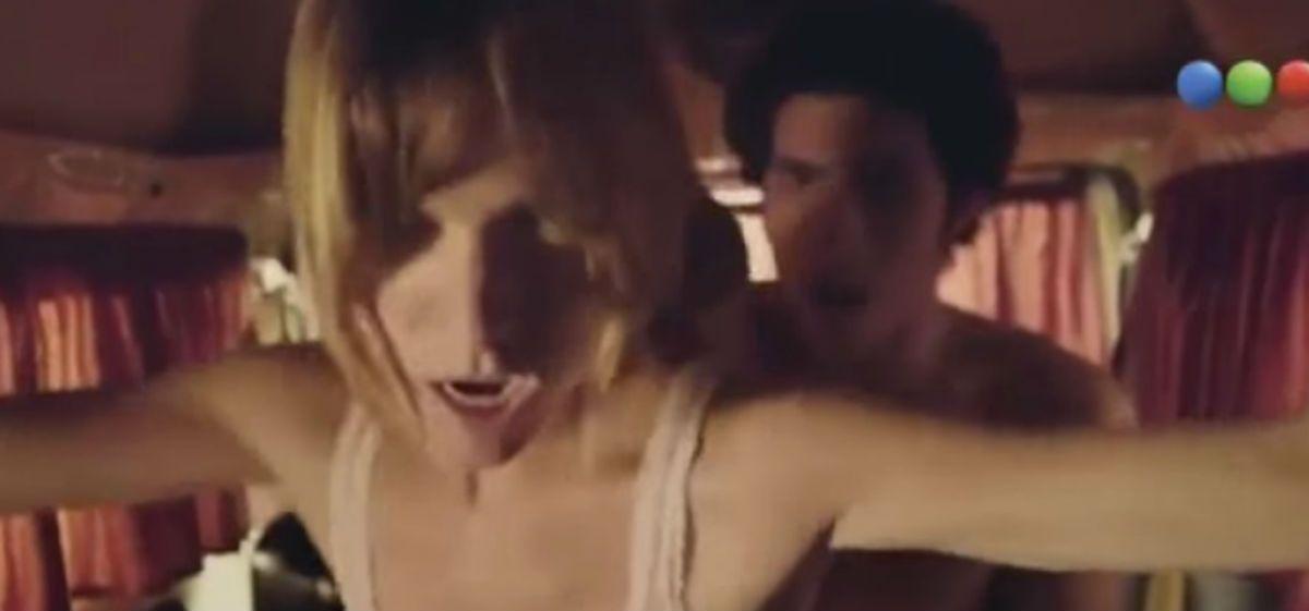 Caliente escena de sexo del Chino Darín con la hija de una Trilliza de Oro