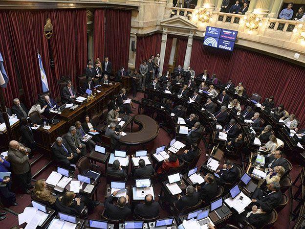 Por unanimidad, el Senado aprobó proyecto que ratifica resolución de la ONU contra fondos buitre
