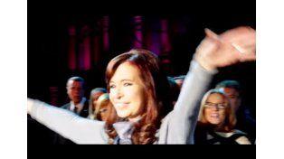 Para toda la vida, la cumbia para Cristina