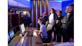 Músicos de todo el país graban gratis su primer demo en Tecnópolis