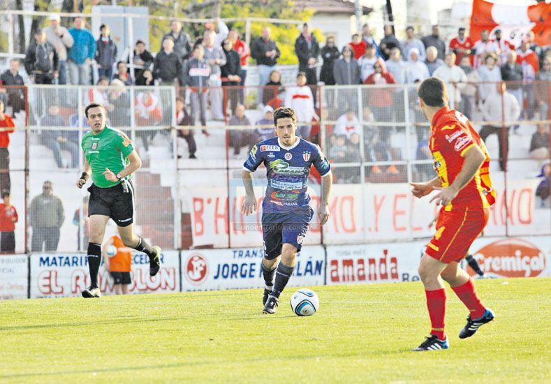 Pablo Lencioni no citó en ningún momento la posibilidad de ingresar al reducido por el segundo ascenso.   Foto UNO/Juan Ignacio Pereira