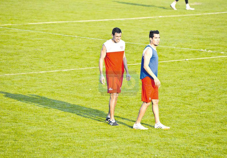 Gutiérrez y Machado tendrían su chance en Mendoza. Foto UNO/Mateo Oviedo