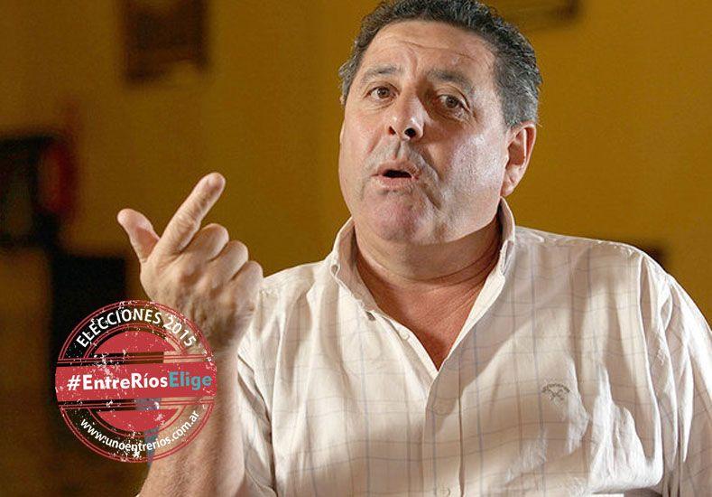 De Ángeli. El senador del PRO quiere pegar su boleta con la de Progresistas.