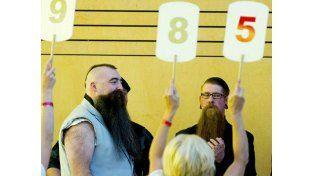 El Campeonato Mundial de Barbas y Bigotes  tuvo lugar en la localidad de Leogang