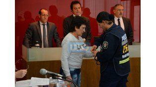Claudia Bernal declaró en el juicio por el asesinato de su sobrino Miguel Solioz