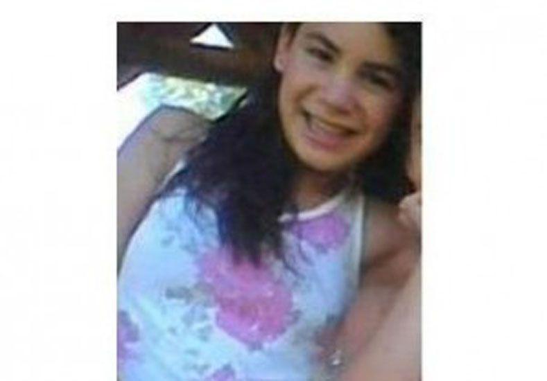 María Grande: Solicitan colaboración para localizar a una adolescente