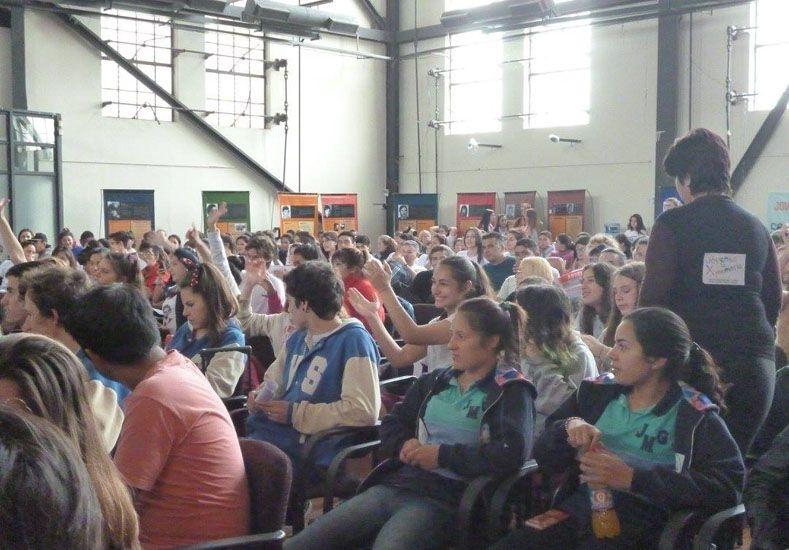 Foto: Facebook HIJOS Paraná