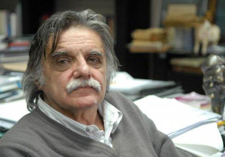 Honoris Causa para Horacio González.   Foto: Télam