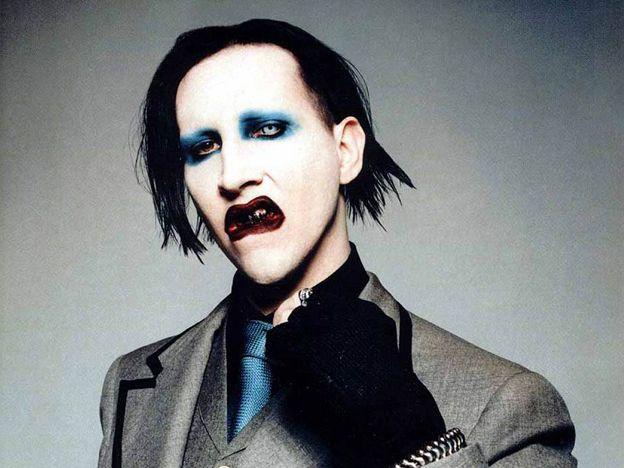 Marilyn Manson quiere actuar en Gotham