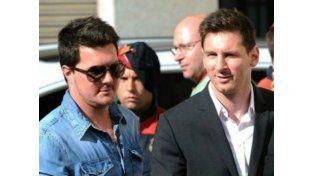 Demoraron al hermano de Messi por tenencia ilegal de arma