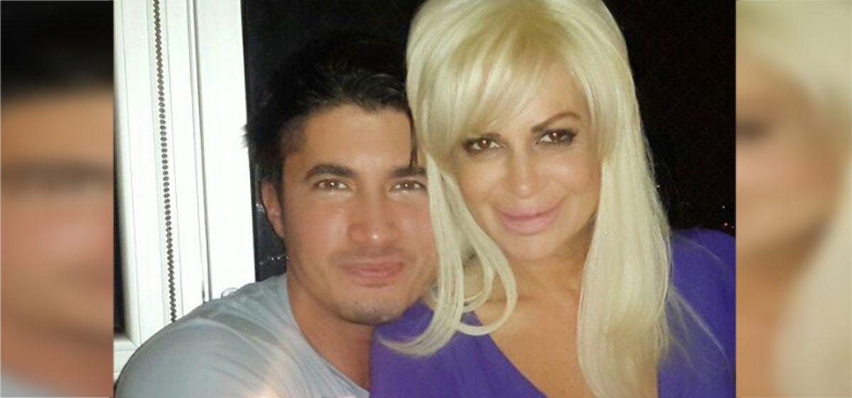 Paula Volpe se casó con Jesús