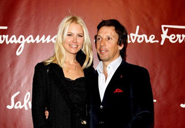 El marido de Valeria Mazza deberá cumplir una probation por evadir impuestos
