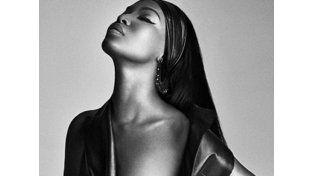 El desnudo de Naomi Campbell