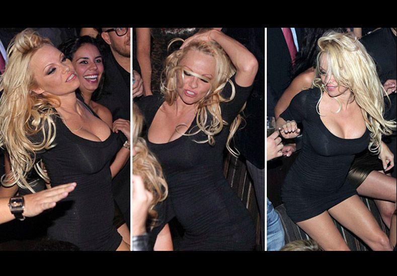 Pamela Anderson contó detalles de cómo eran las fiestas en la casa de Playboy