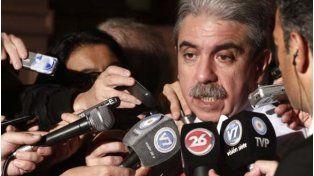 Aníbal Fernández dijo que hay que cumplir con una condena a Jaime