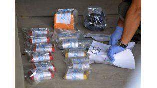 Secuestraron seis kilos de cocaína de máxima pureza en la zona este de Paraná
