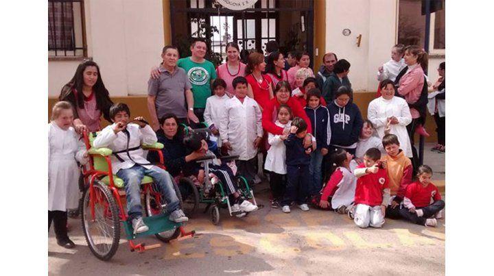 """Foto: Gentileza:  Carlos """"Pipi"""" Amarillo"""