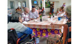 Doña Agustina festejó sus 103 años