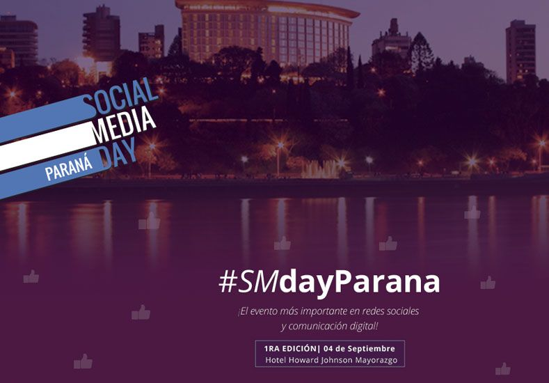 Paraná celebrará su primer Social Media Day