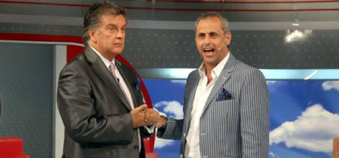 Jorge Rial y Luis Ventura se volvieron a cruzar