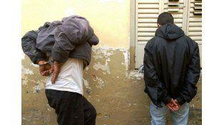 Detuvieron a dos hombres en San Benito, ligados a causas judiciales